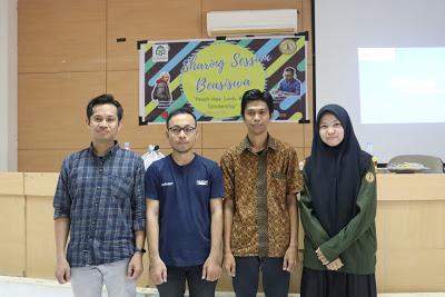 Sharing Session Beasiswa